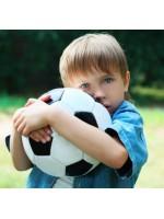 Размеры футбольных мячей для детей и взрослых